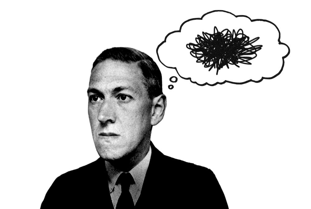 H. P. Lovecraft, rasisti
